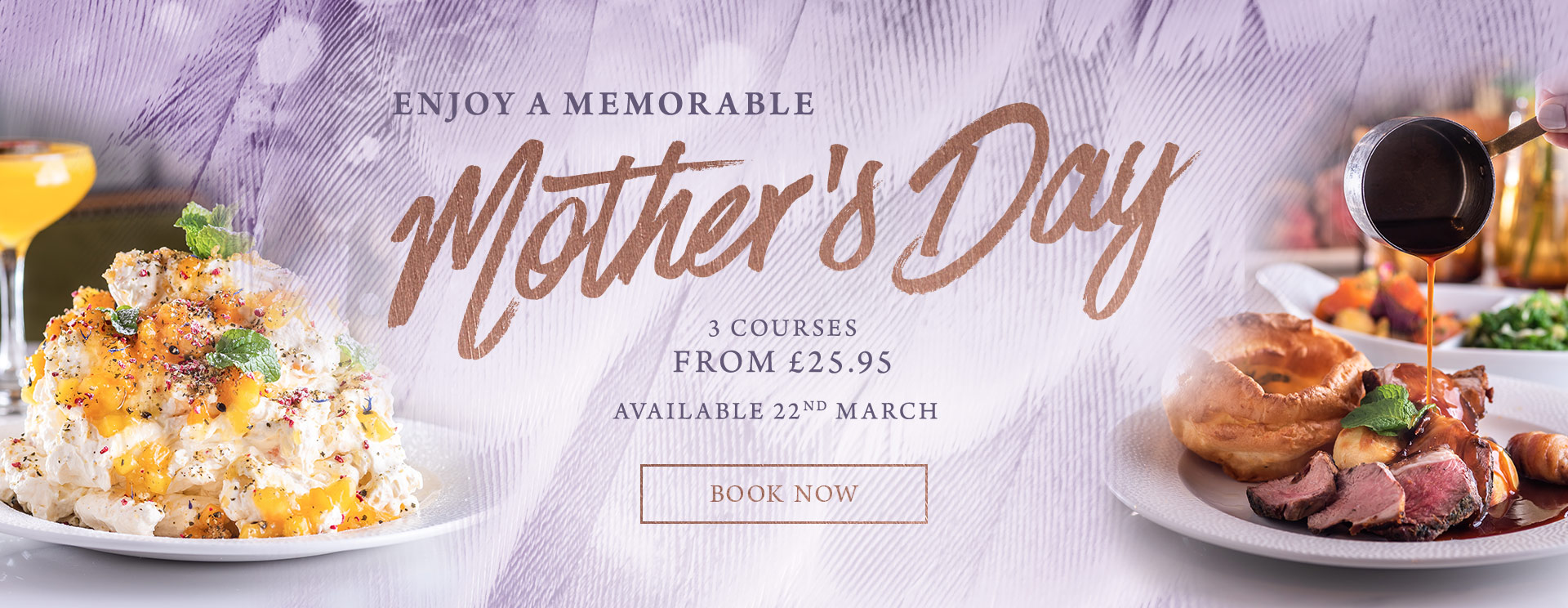 Mother's Day 2019 at The Blue Anchor