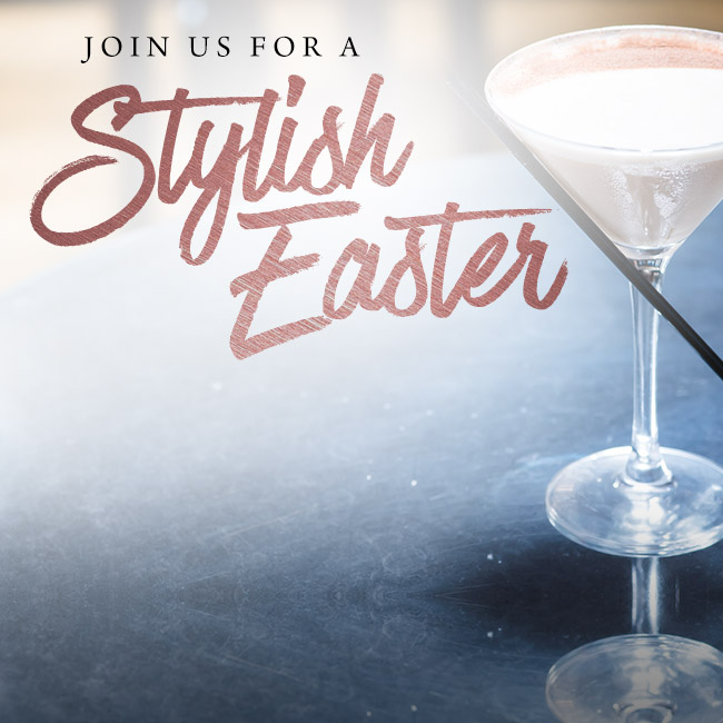 Easter at The Blue Anchor